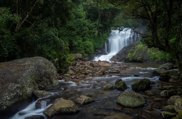Lakkom Waterfall